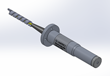 non contact thickness measurement, precision measurement, Lumetrics
